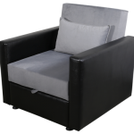 سرير مع أريكة