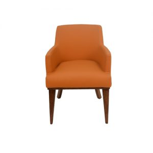 PİR2034-Turuncu Sandalye